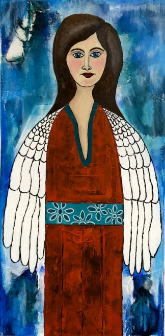 An Angel Appears